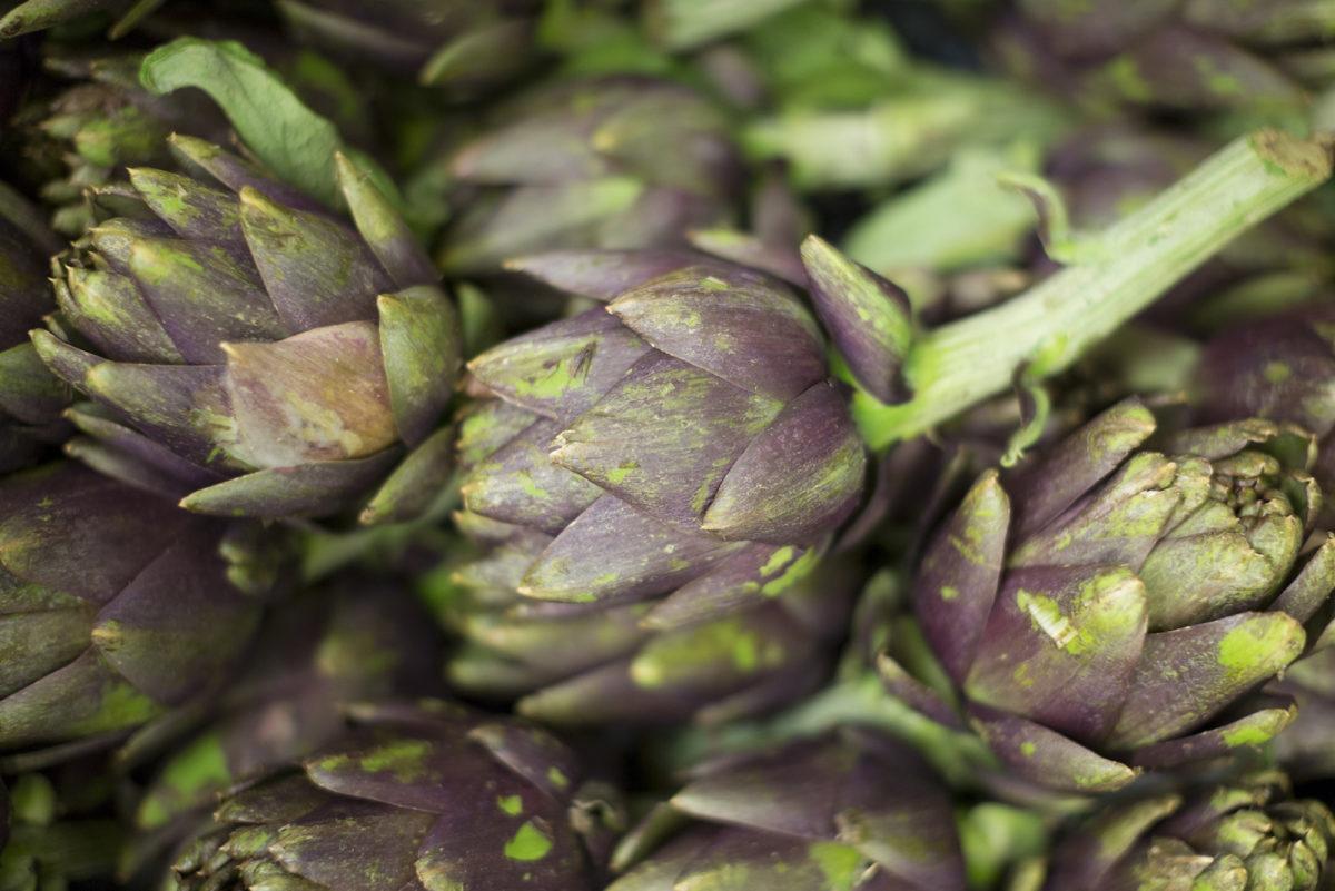 Fruit And Veg Market Report February 2017 Artichokes