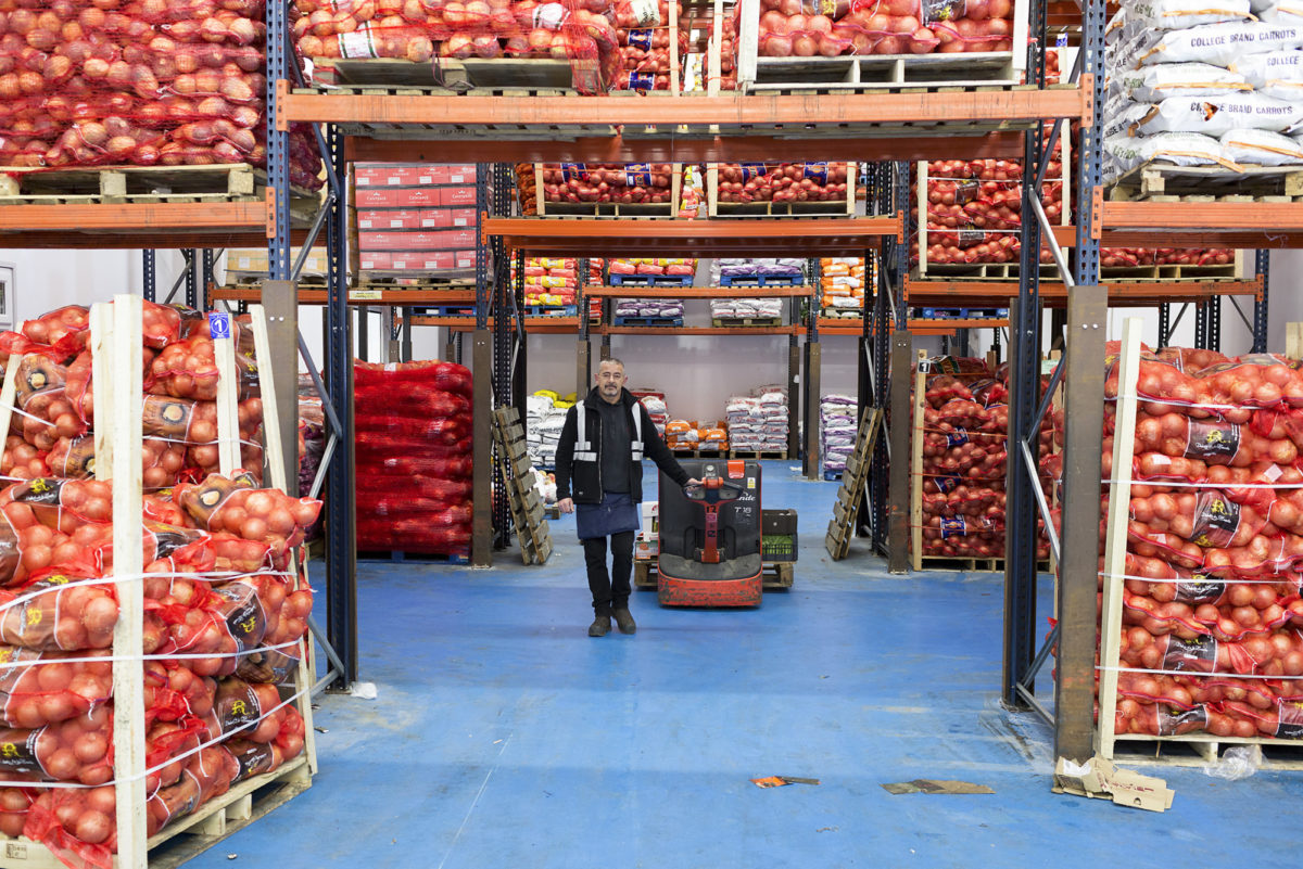Fruit And Veg Market Report February 2017 Bob P And I