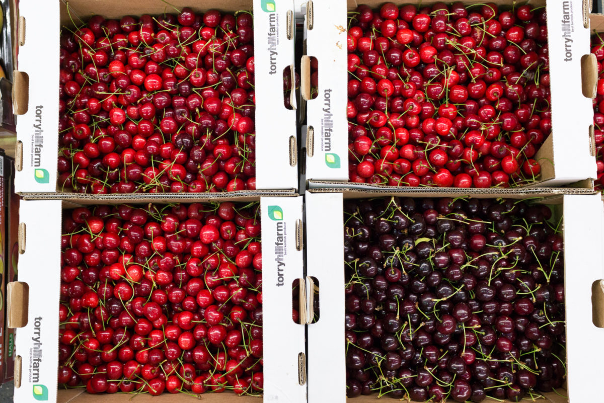 Fruit And Veg Market Report July 2017 Cherries