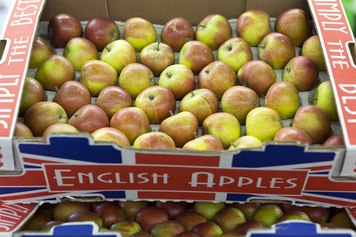 Fruit And Veg Market Report March 2017 Cox Apples