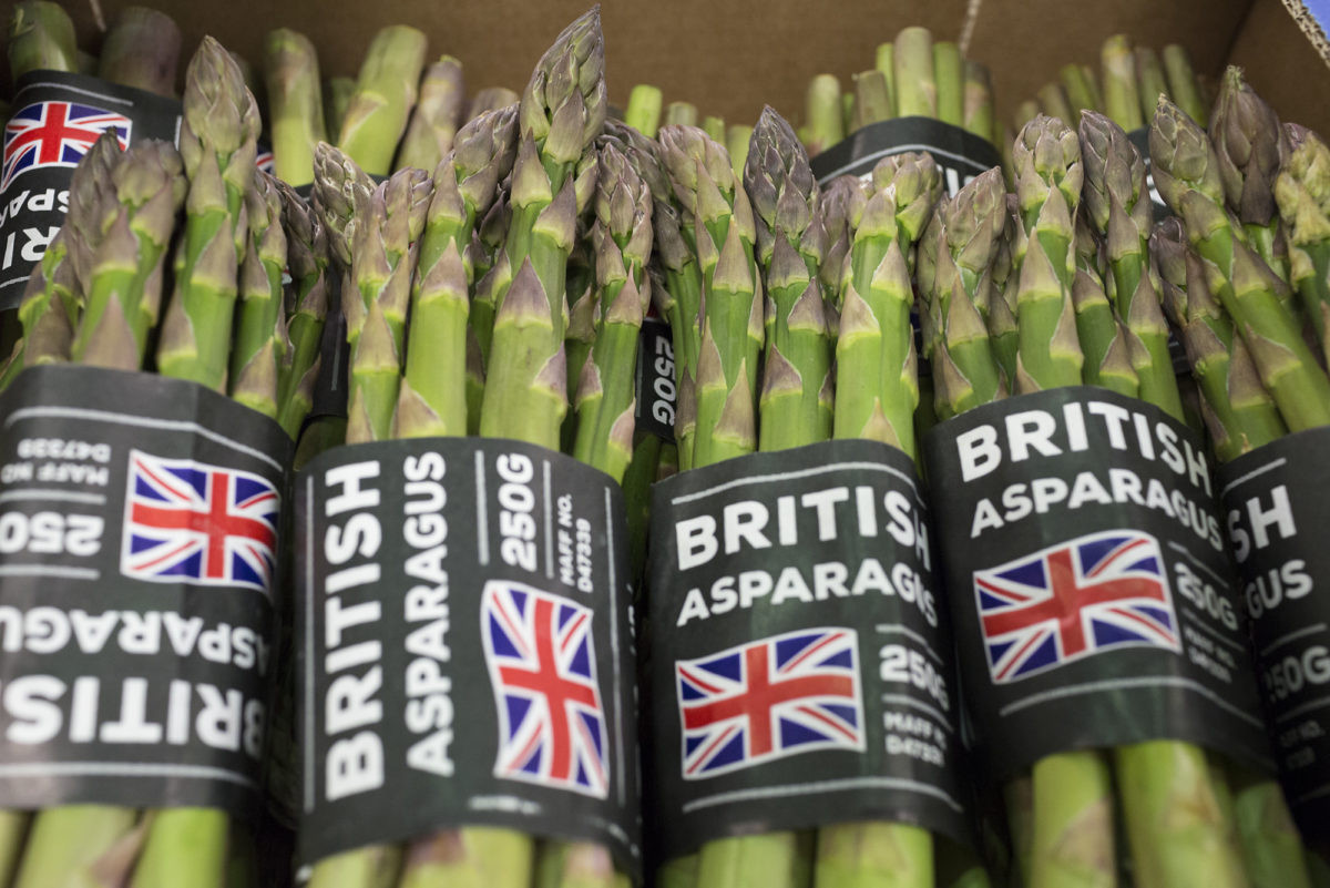 Fruit And Veg Market Report May 2017 Asparagus