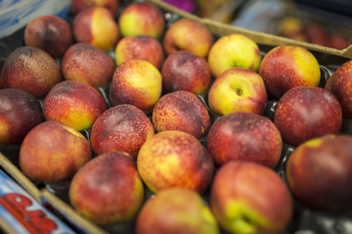 Fruit And Veg Market Report May 2017 Nectarines