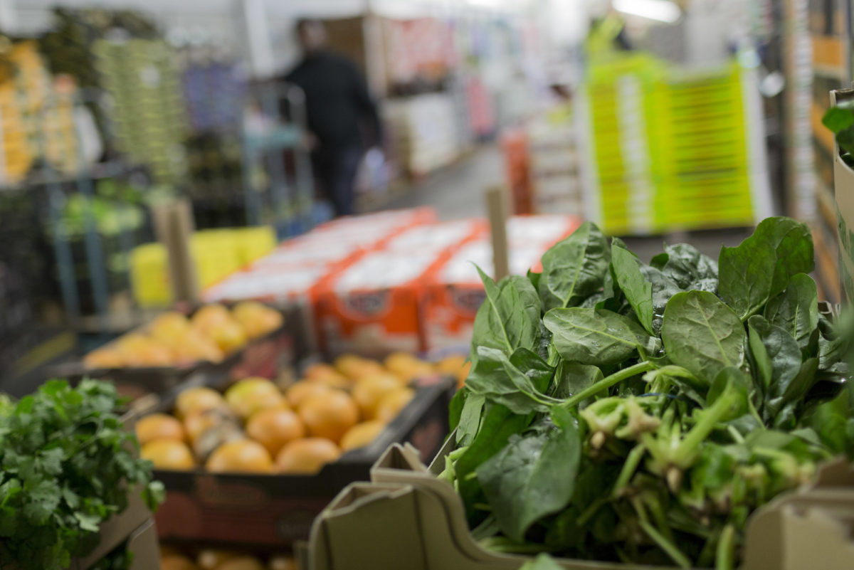 Fruit And Veg Market Report October 2016 Spinach