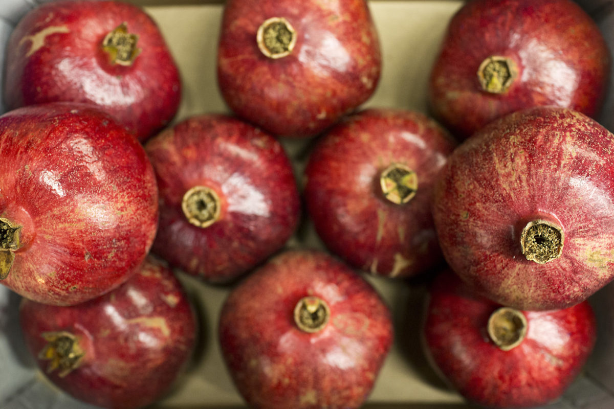 Fruit And Vegetable Market Report November 2014 Pomegranates