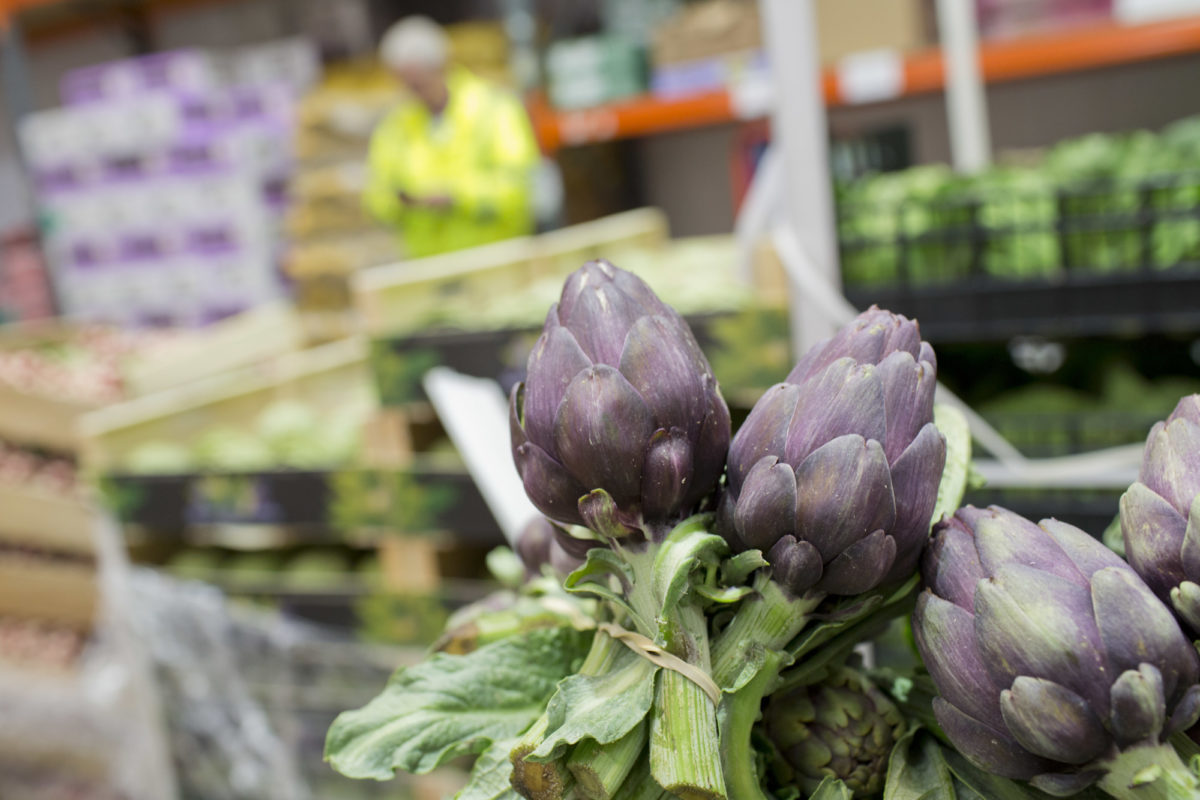 Fruit And Vegetable Market Report April 2016 Artichokes
