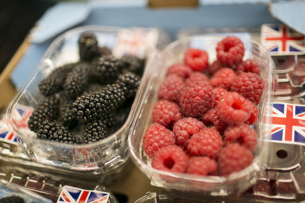 Fruit And Vegetable Market Report August 2015 Soft Fruit