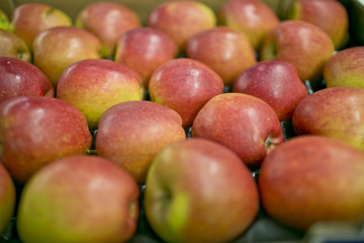 Fruit And Vegetable Market Report February 2015 Braeburn Apples