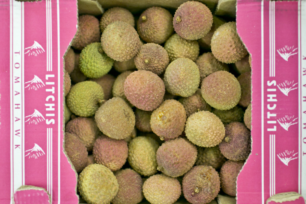 Fruit And Vegetable Market Report February 2015 Lychees