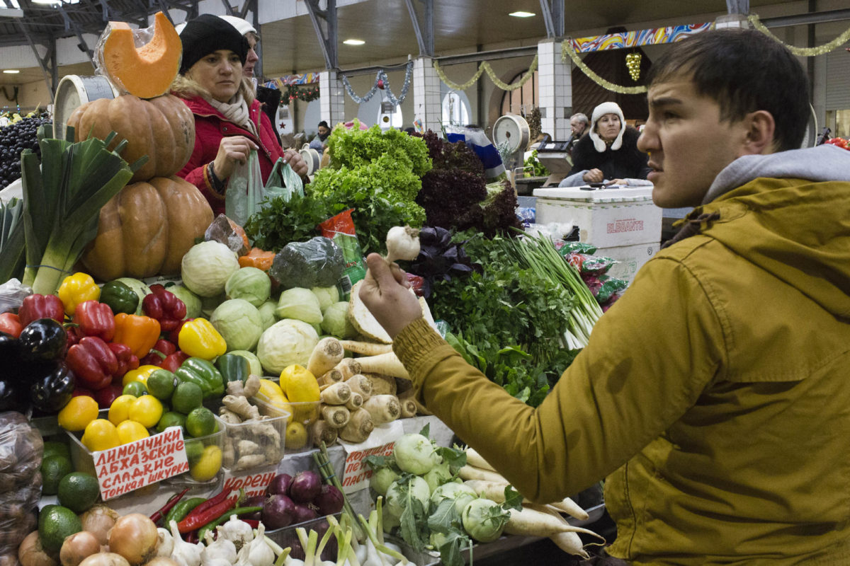 Fruit And Vegetable Market Report January 2015 Russian Shopper