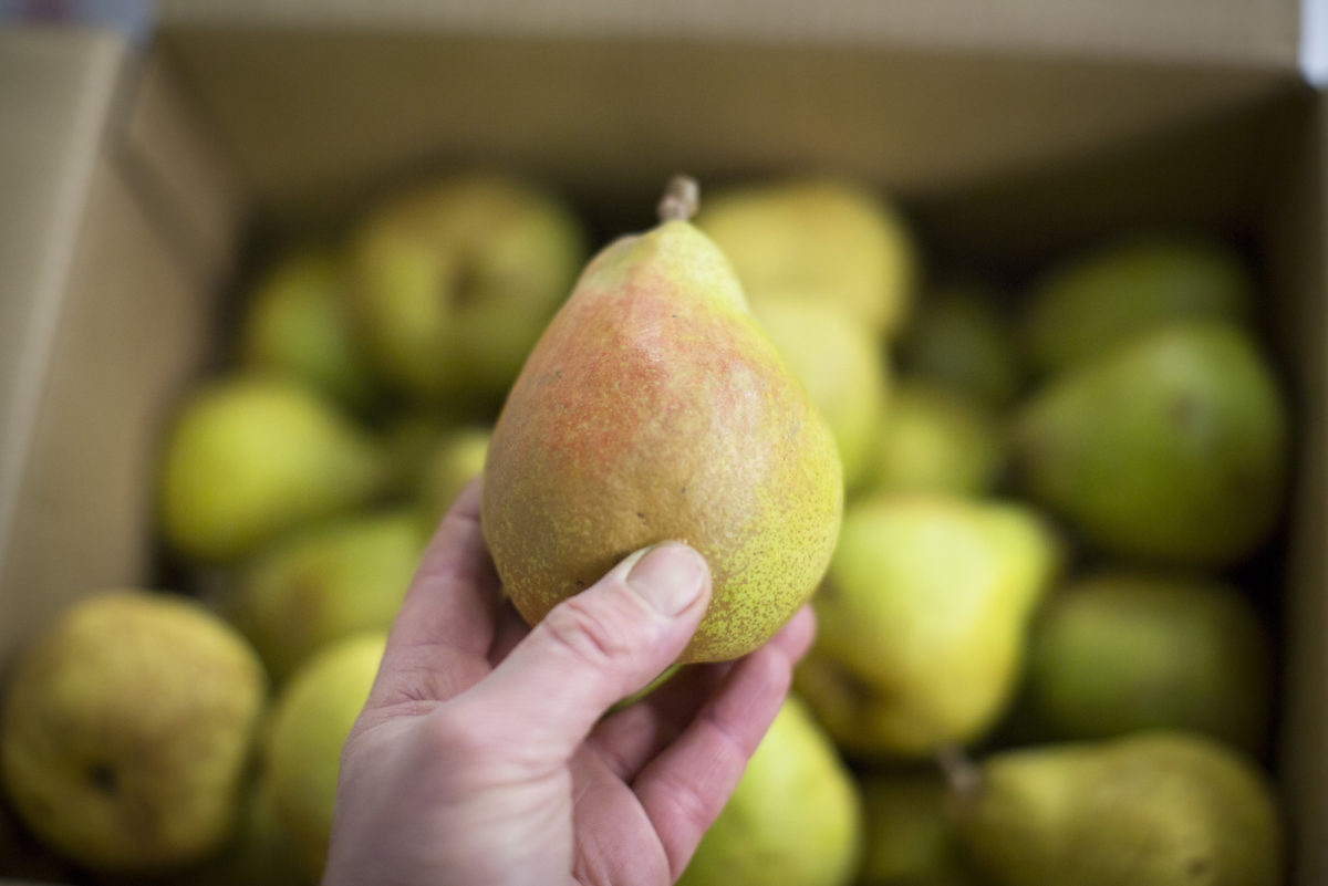 Fruit And Vegetable Market Report January 2017 Comice Pear