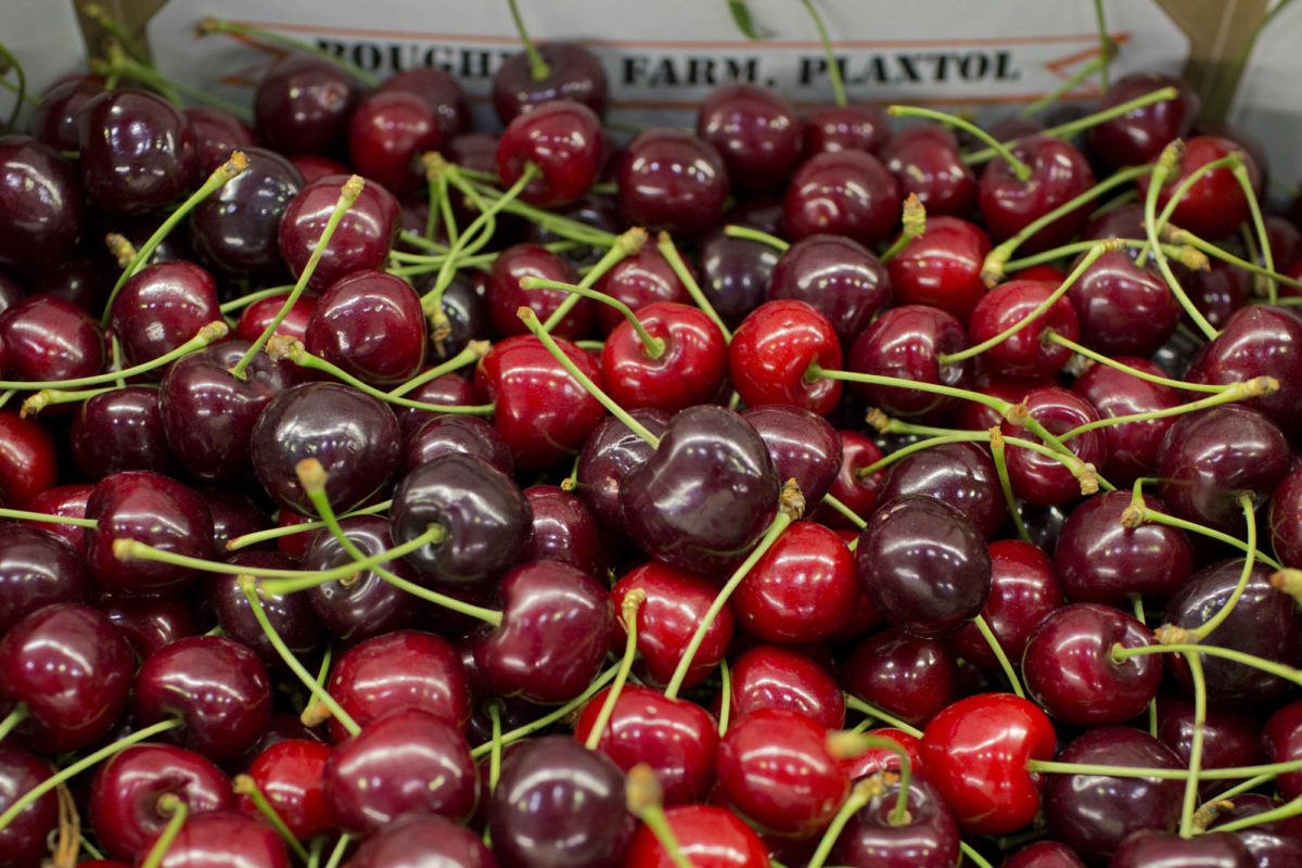 Fruit And Vegetable Market Report July 2014 Cherries