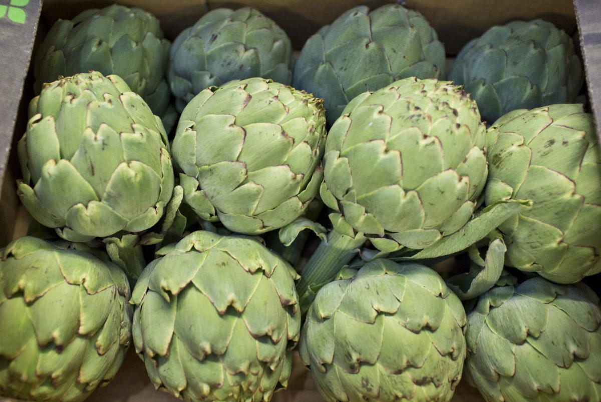 Fruit And Vegetable Market Report July 2014 Globe Artichokes