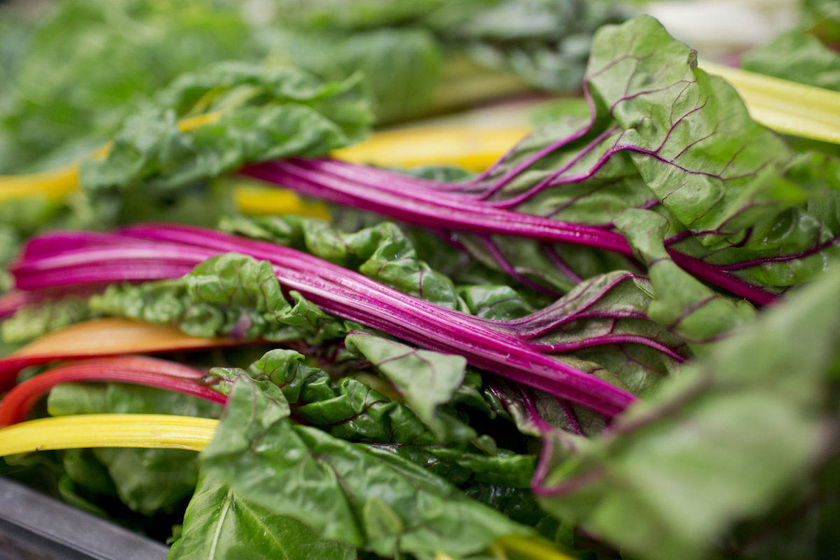 Fruit And Vegetable Market Report July 2014 Rainbow Chard