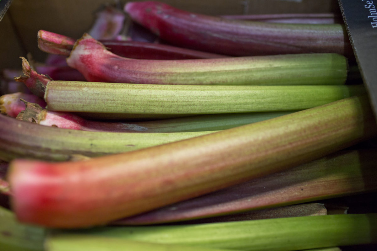 Fruit And Vegetable Market Report July 2014 Rhubarb
