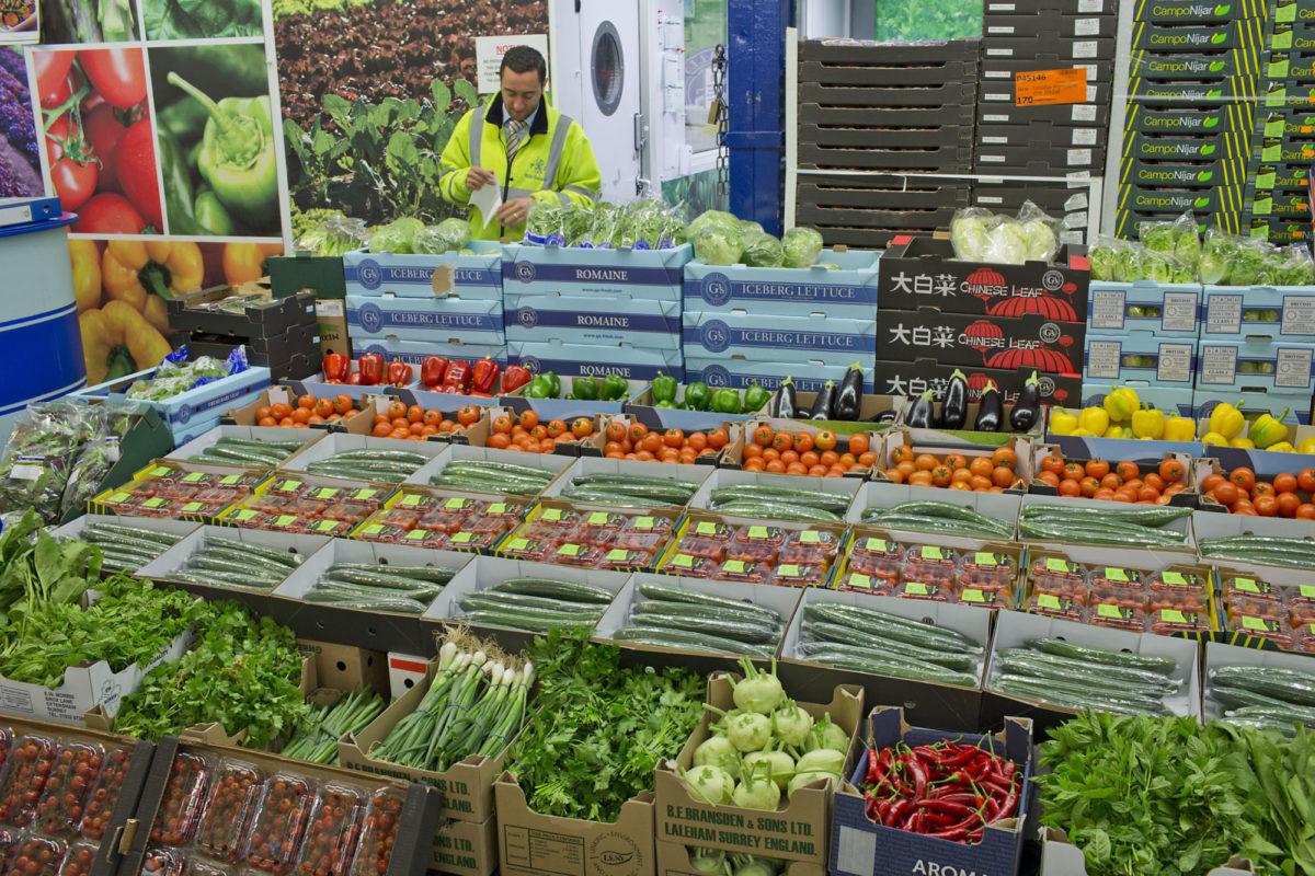 Fruit And Vegetable Market Report July 2014 Side Salads