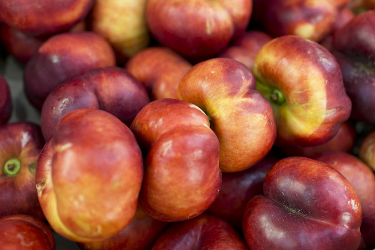 Fruit And Vegetable Market Report July 2015 Flat Nectarines