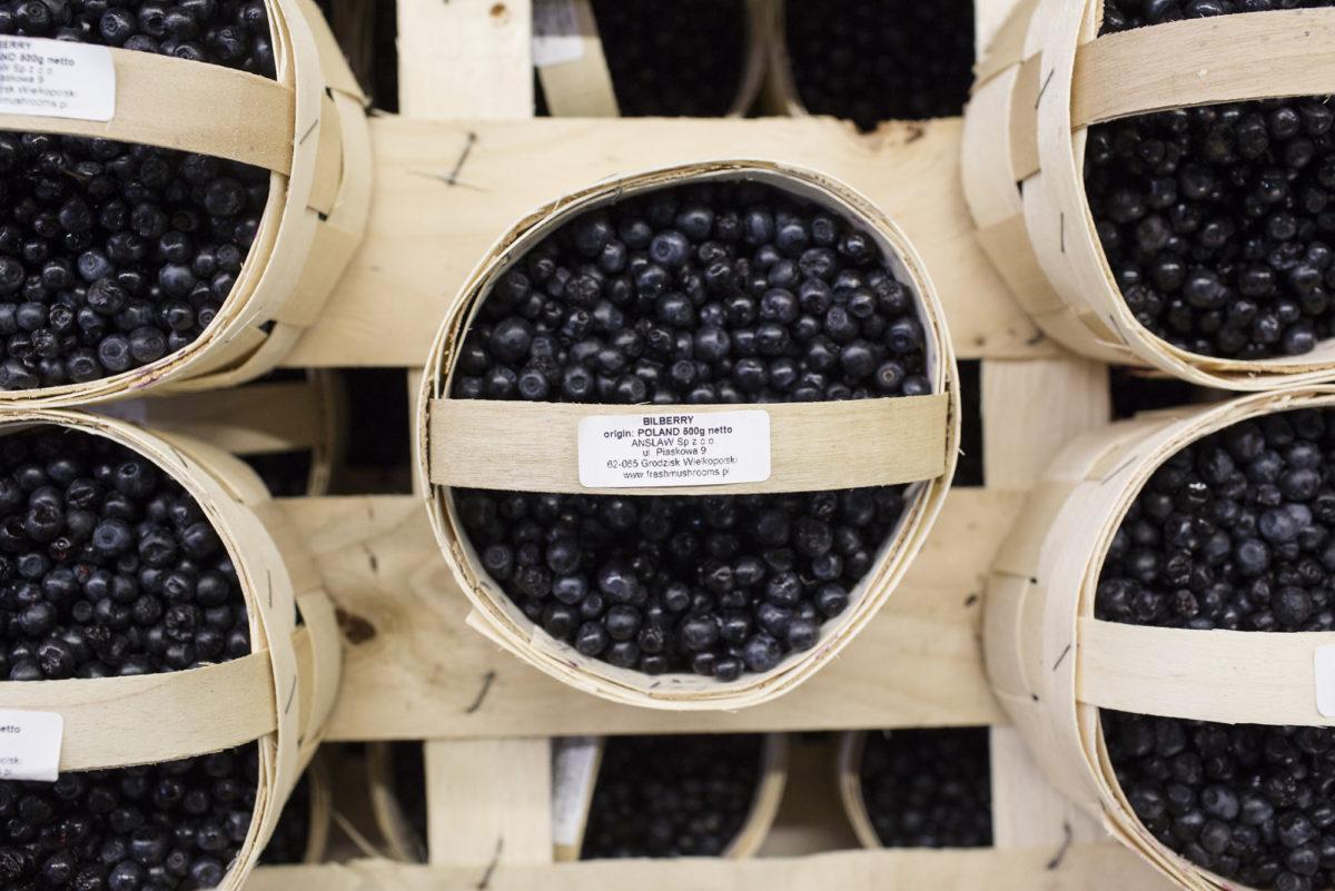 Fruit And Vegetable Market Report July 2016 Bilberries