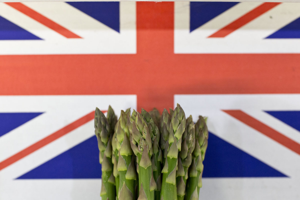 Fruit And Vegetable Market Report June 2014 British Asparagus