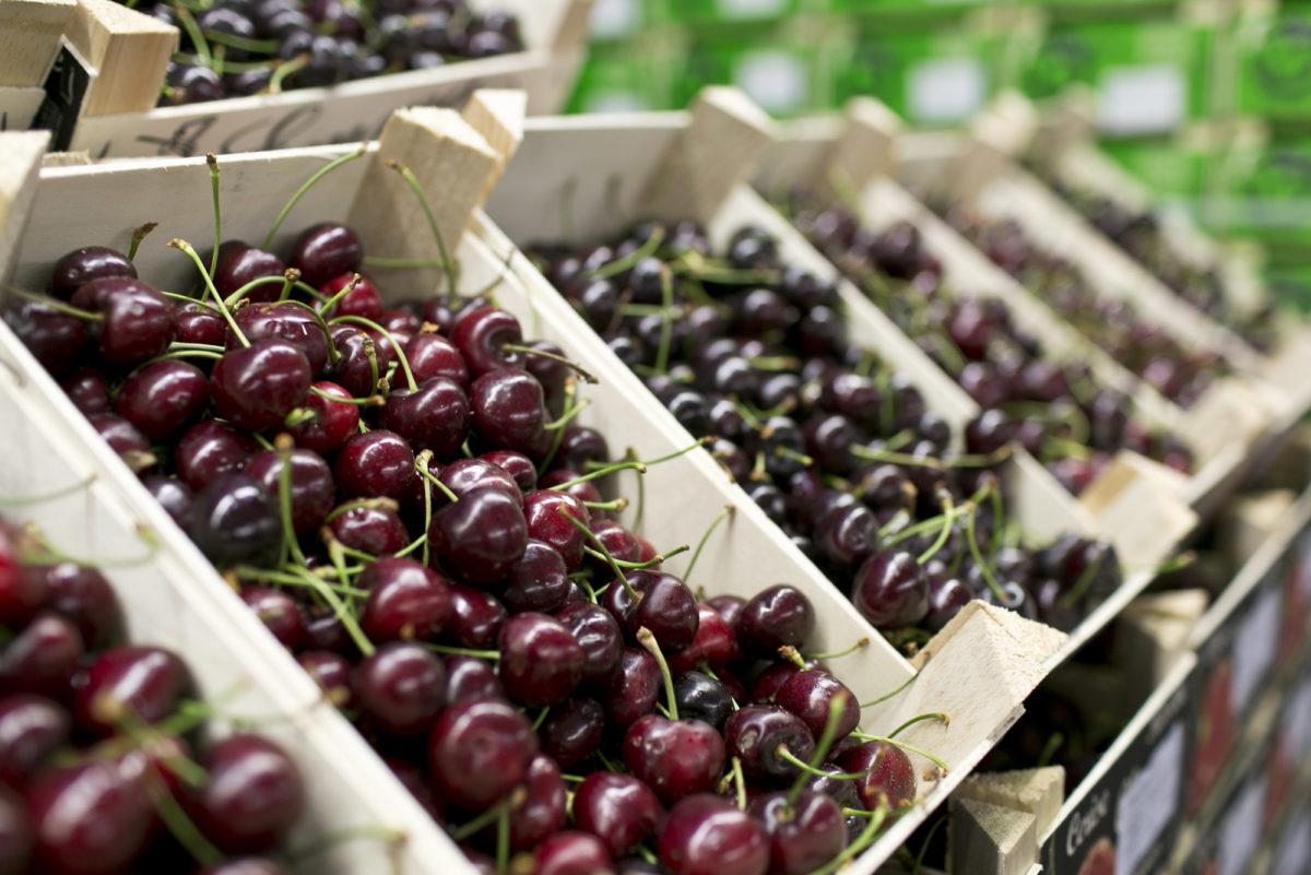 Fruit And Vegetable Market Report June 2015 Cherries