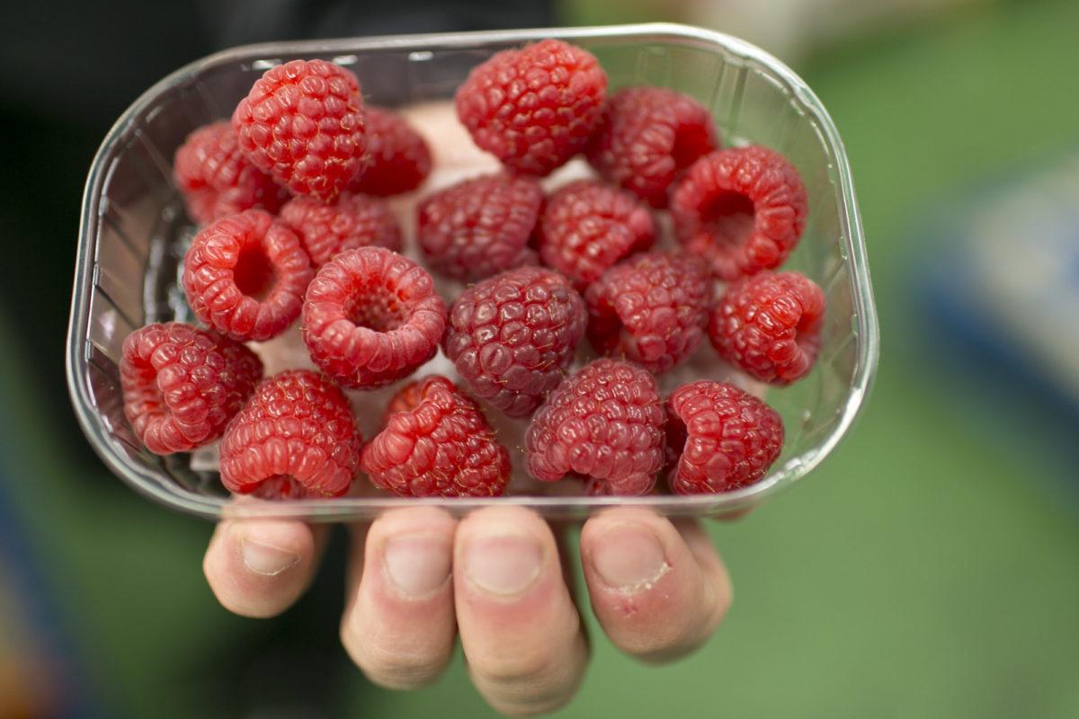 Fruit And Vegetable Market Report June 2015 Raspberries