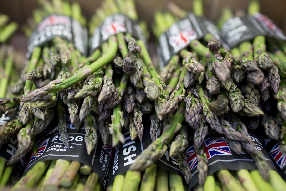 Fruit And Vegetable Market Report June 2017 Asparagus Spears