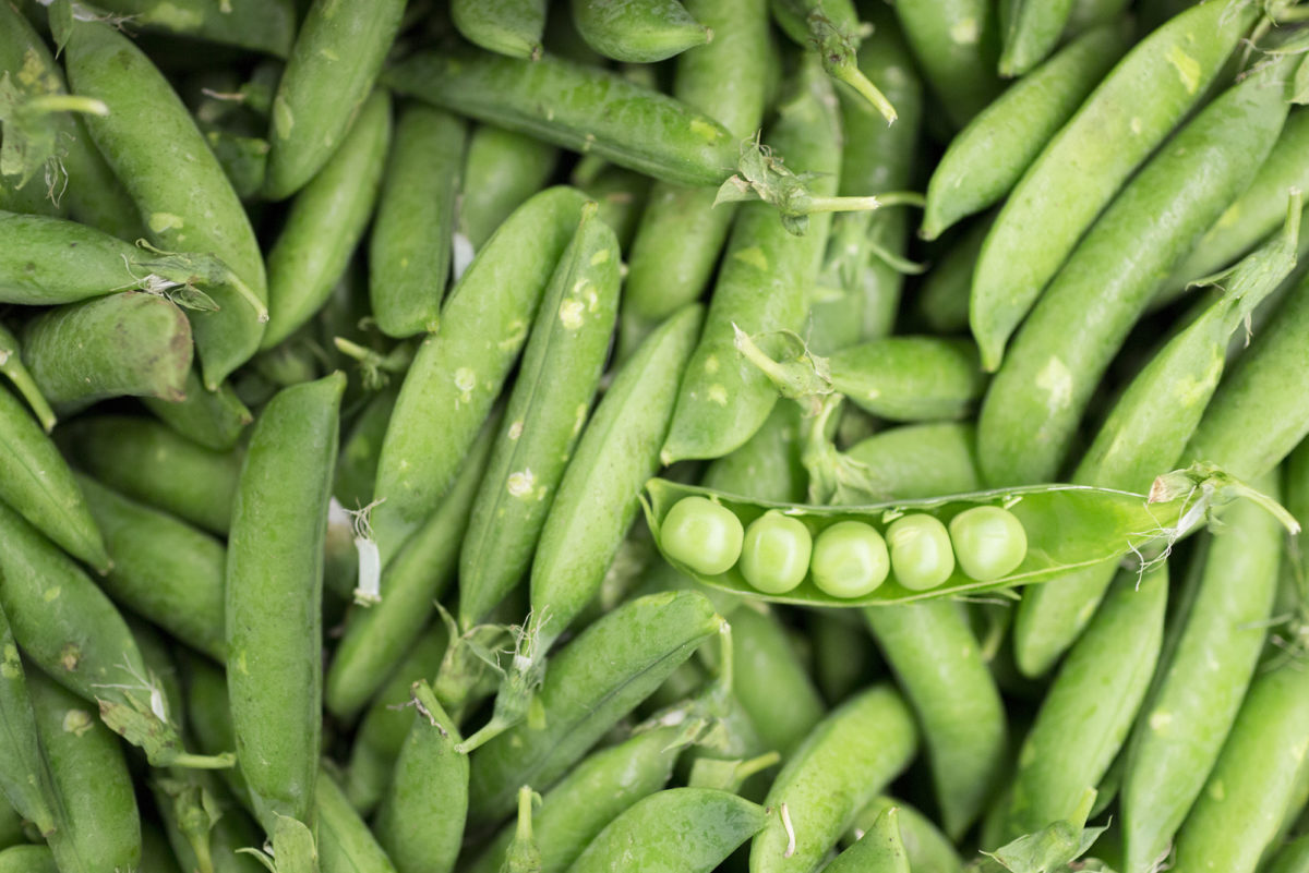 Fruit And Vegetable Market Report June 2017 Peas