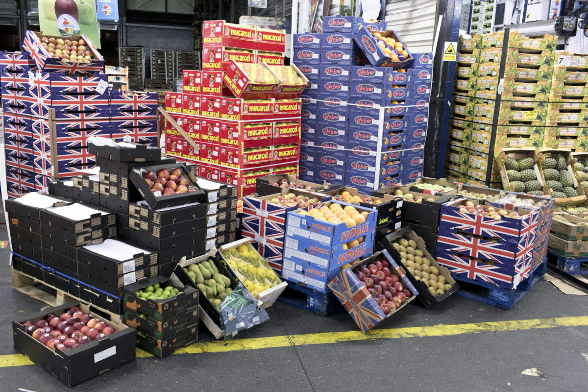 Fruit And Vegetable Market Report March 2015 Tealing Display