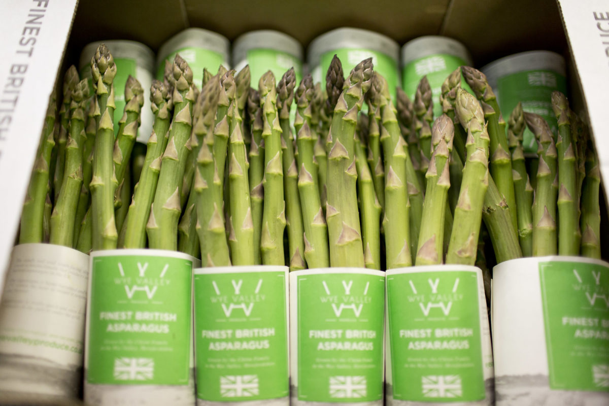 Fruit And Vegetable Market Report March 2016 Asparagus Hr
