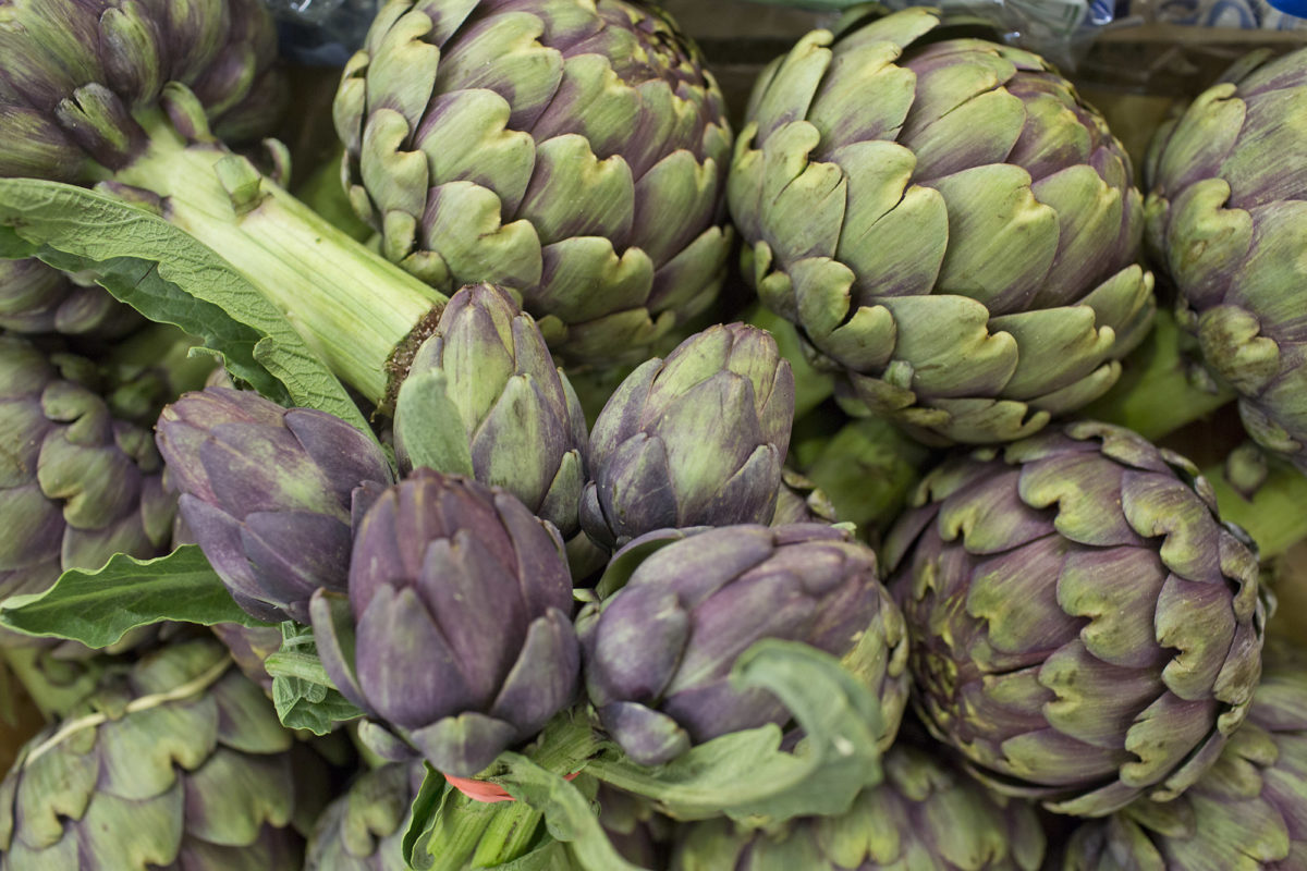 Fruit And Vegetable Market Report May 2014 Artichokes