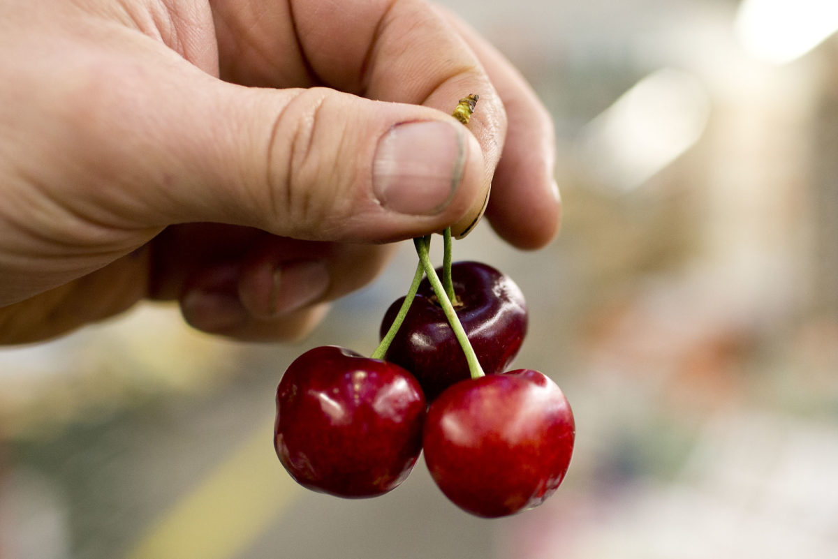 Fruit And Vegetable Market Report May 2014 Cherries