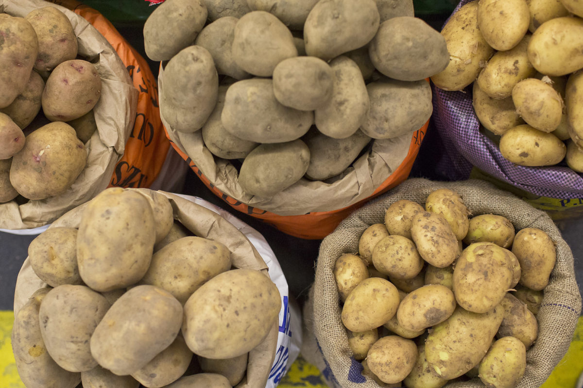 Fruit And Vegetable Market Report May 2014 Potatoes