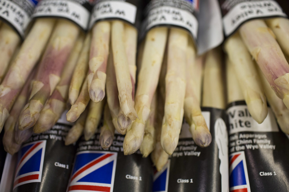 Fruit And Vegetable Market Report May 2014 White Asparagus