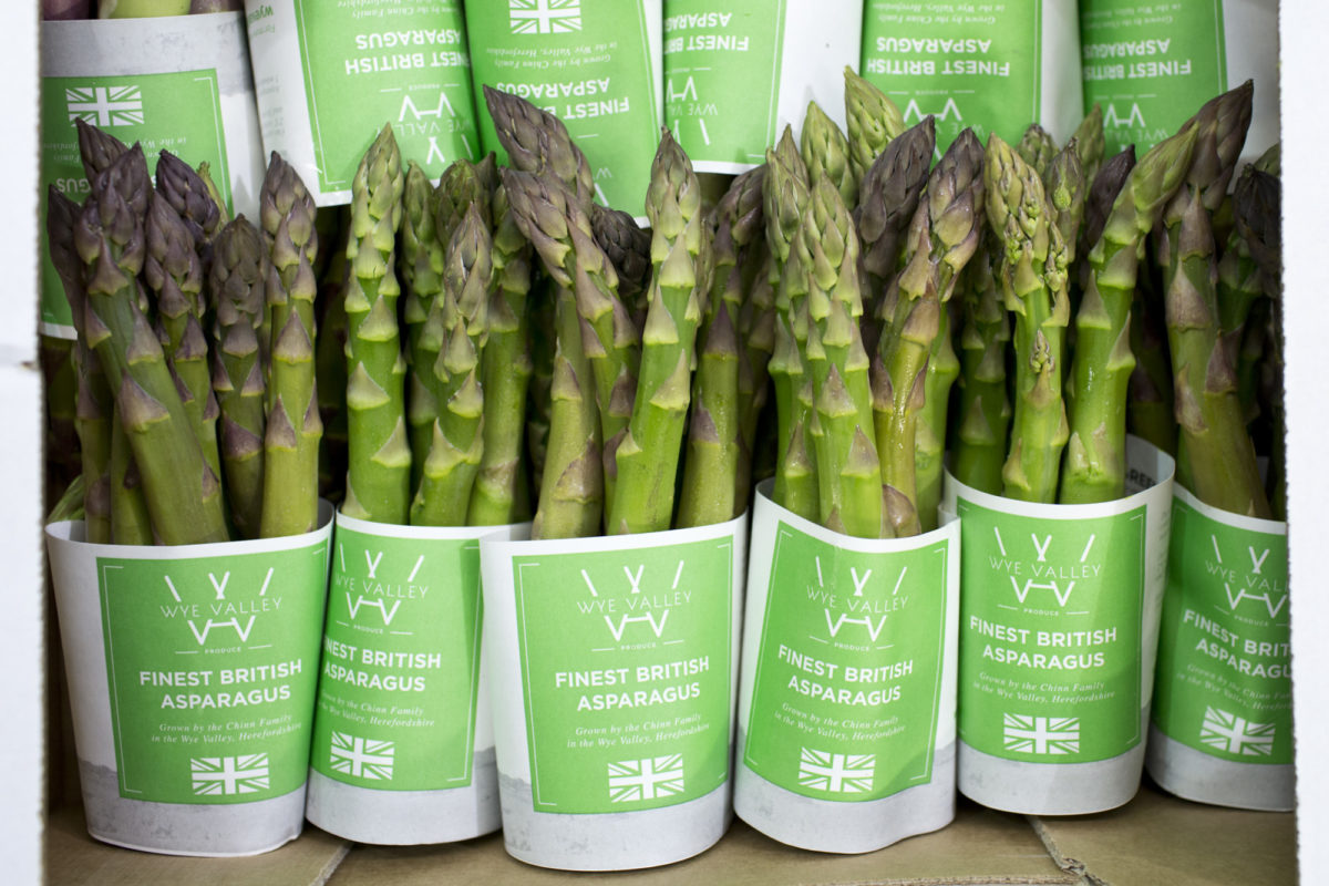 Fruit And Vegetable Market Report May 2015 Chinn Asparagus