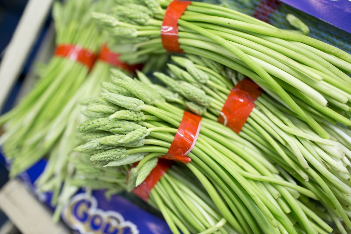 Fruit And Vegetable Market Report May 2015 Wild Asparagus