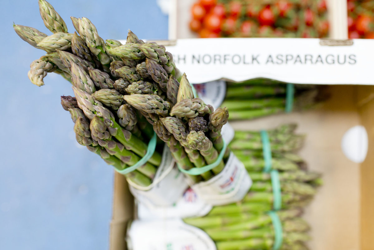 Fruit And Vegetable Market Report May 2016 Asparagus
