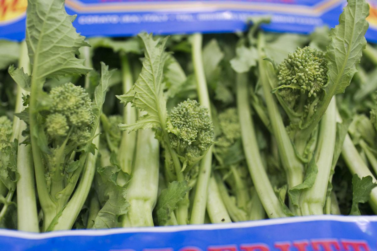 Fruit And Vegetable Market Report November 2015 Cime Di Rapa