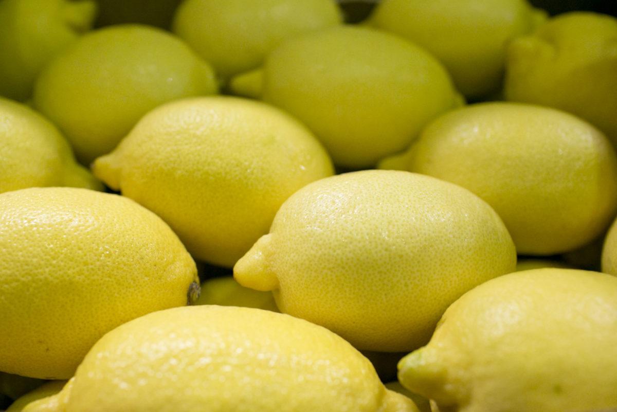 Fruit And Vegetable Market Report November 2015 Lemons