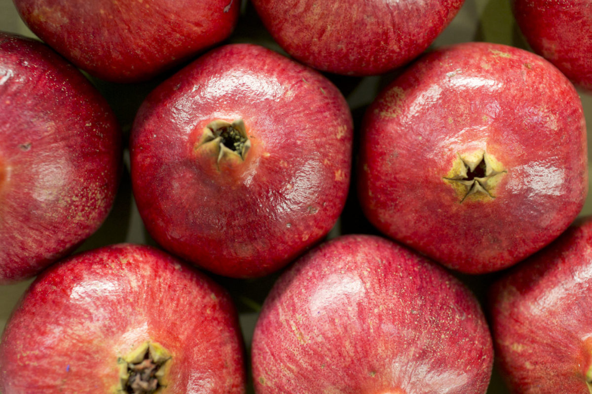Fruit And Vegetable Market Report November 2015 Pomegranates