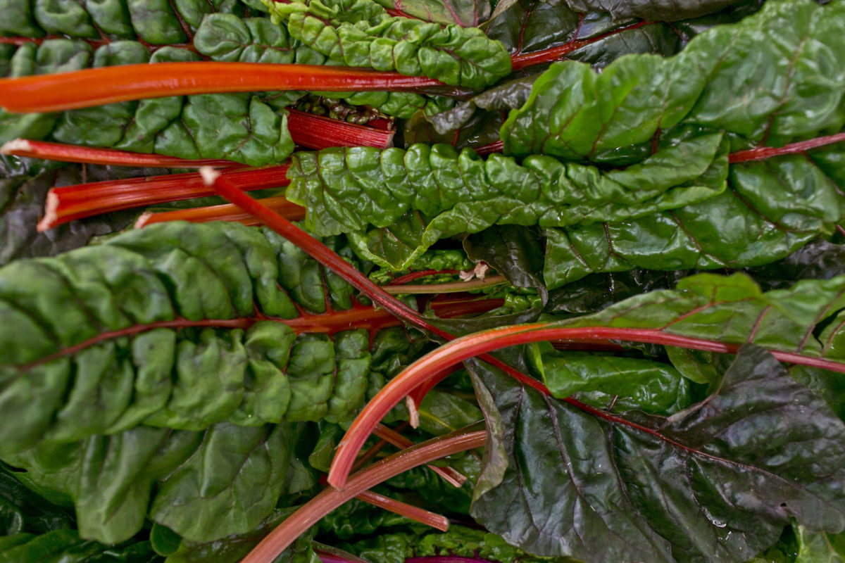 Fruit And Vegetable Market Report November 2015 Rainbow Chard