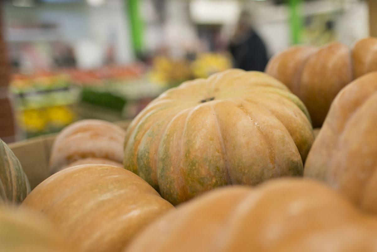 Fruit And Vegetable Market Report November 2015 Squash