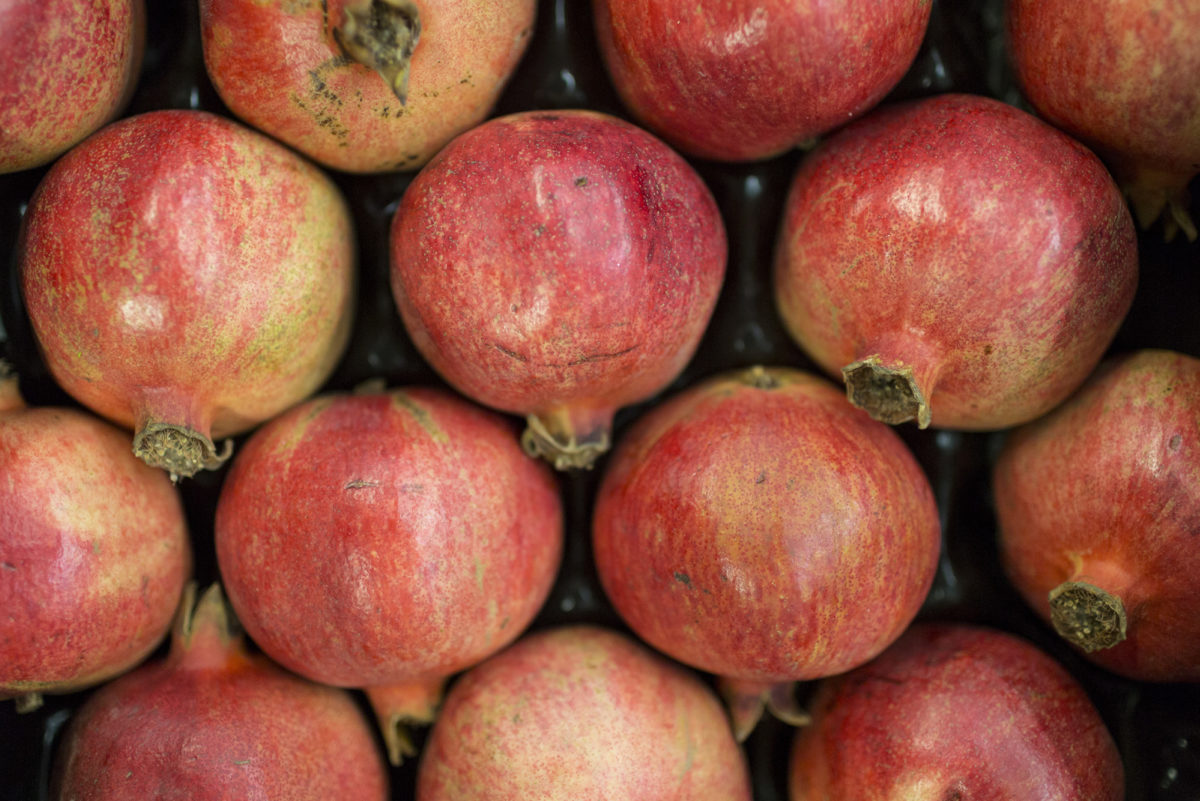Fruit And Vegetable Market Report November 2016 Pomegranates