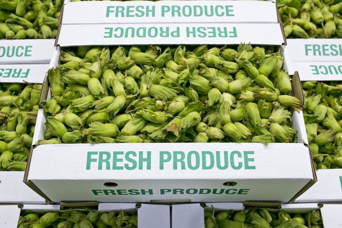Fruit And Vegetable Market Report September 2014 Cobnuts