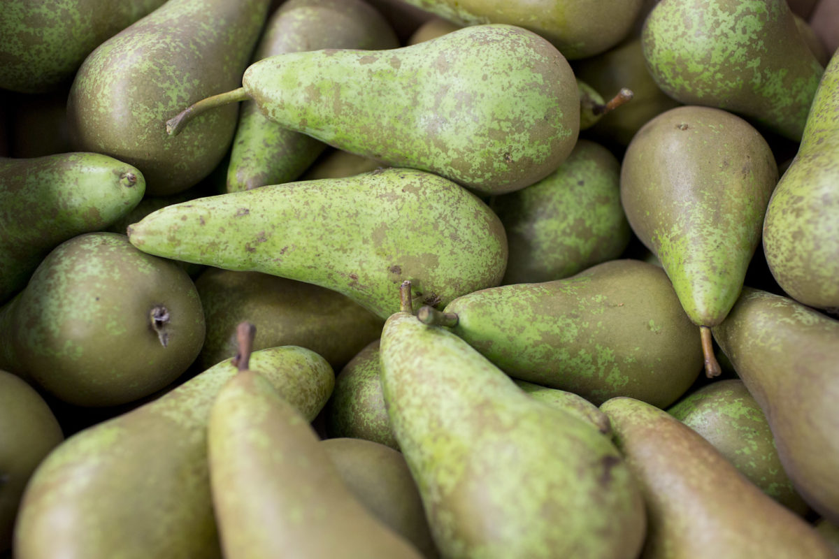 Fruit And Vegetable Market Report September 2015 Conference Pears