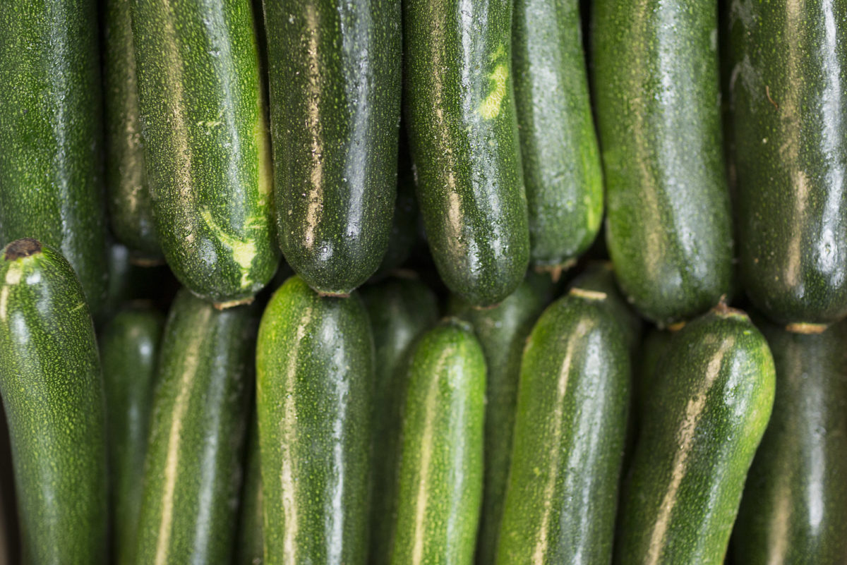 Fruit And Vegetable Market Report September 2016 Courgettes