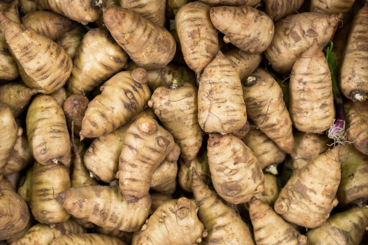 Fruit And Vegetable Market Report September 2017 Chervil Root