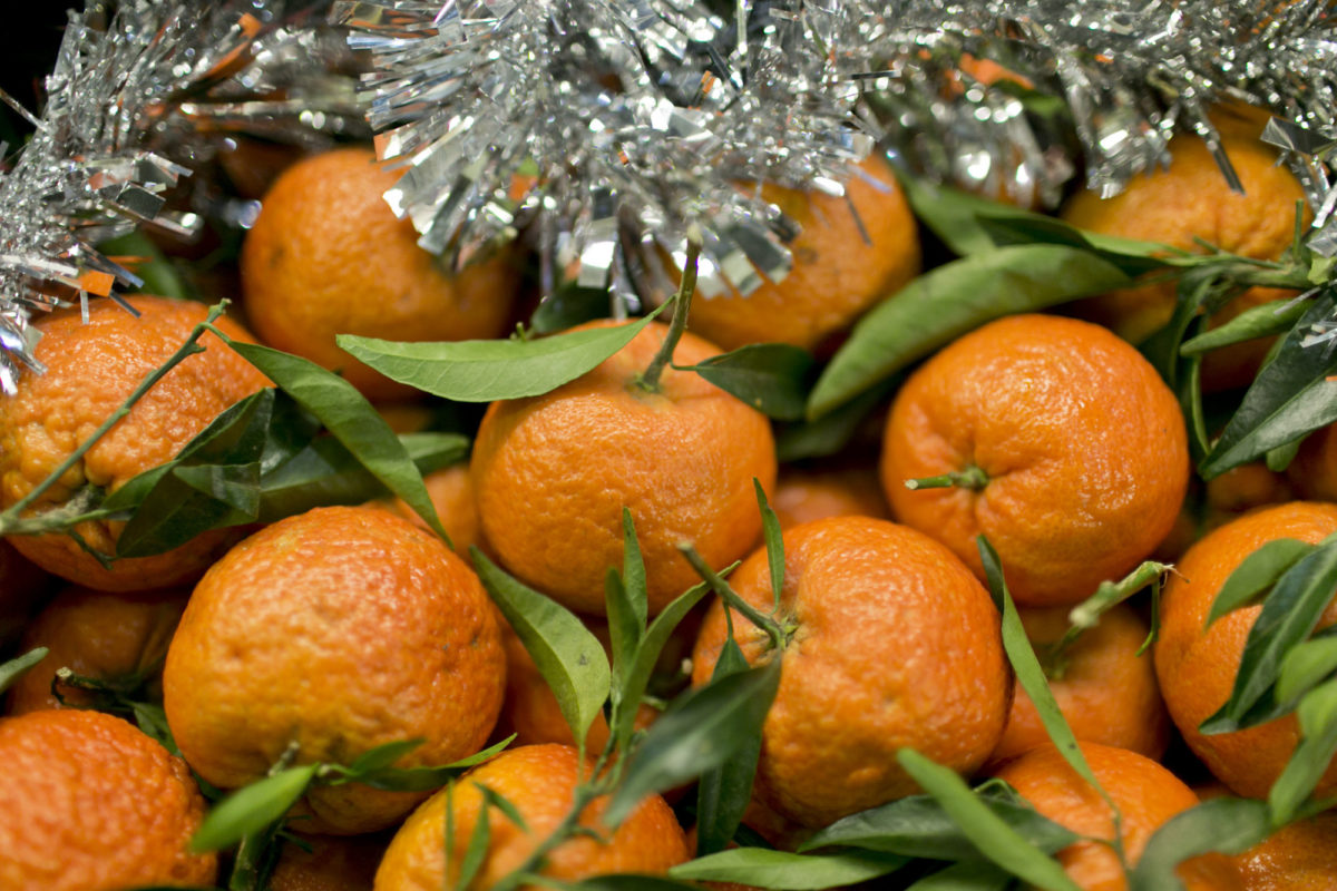 Fruit And Vegetables Market Report December 2015 Clementines