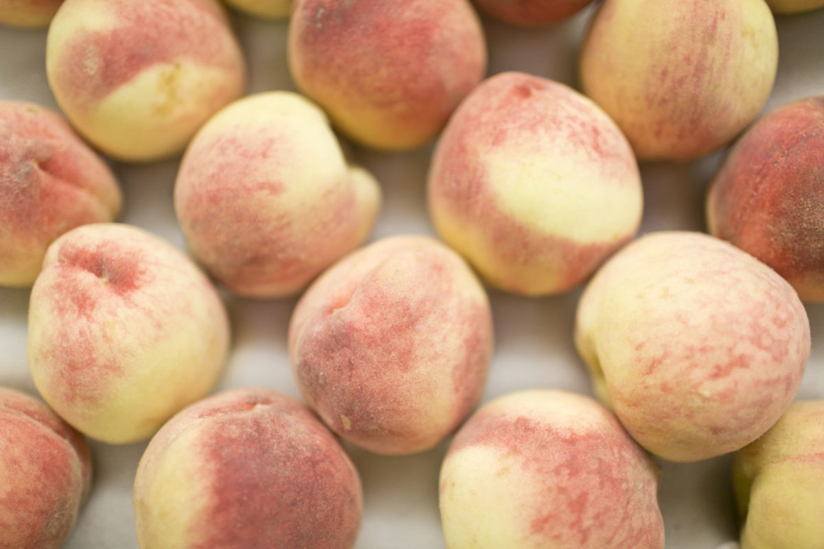 Fruit And Vegetables Market Report December 2015 Peaches