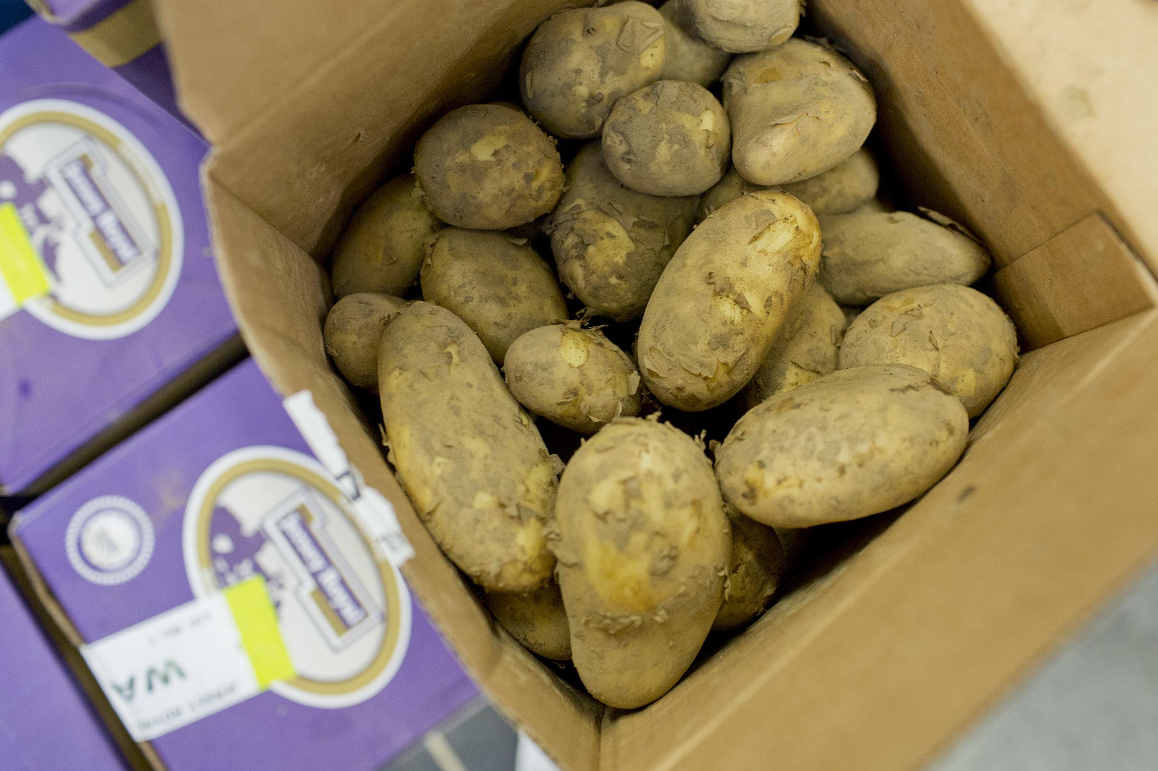 Fruit And Vegetable Market Report April 2014 Jersey Royals