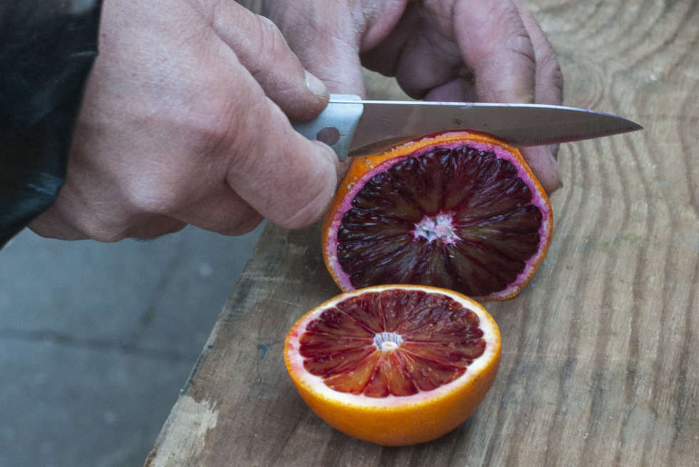 Product Profile: Blood Oranges