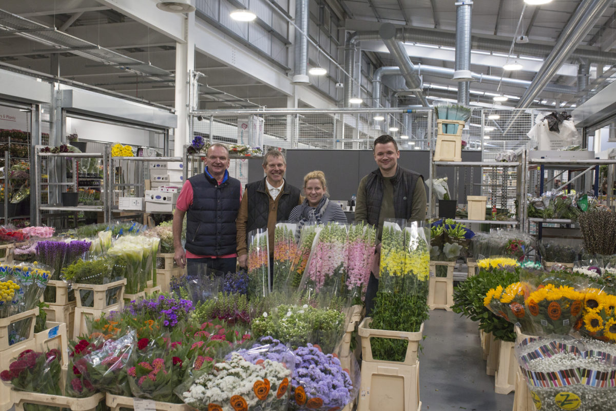 Brand New Flower Market At New Covent Garden Flower Market Rona Wheeldon Flowerona David Michael Katie James Dg Wholesale Flowers